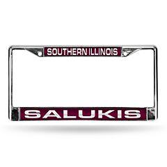 Southern Illinois Salukis License Plate Frame