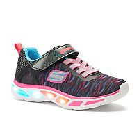 Skechers S Lights Litebeams Colorburst Girls' Light-Up Sneakers