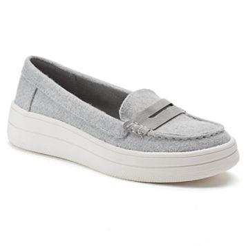 SO® Like Women's Platform Penny Loafers