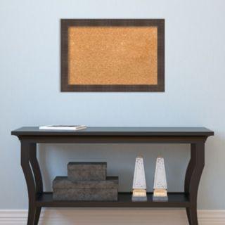 Amanti Art Small Framed Cork Board Wall Decor