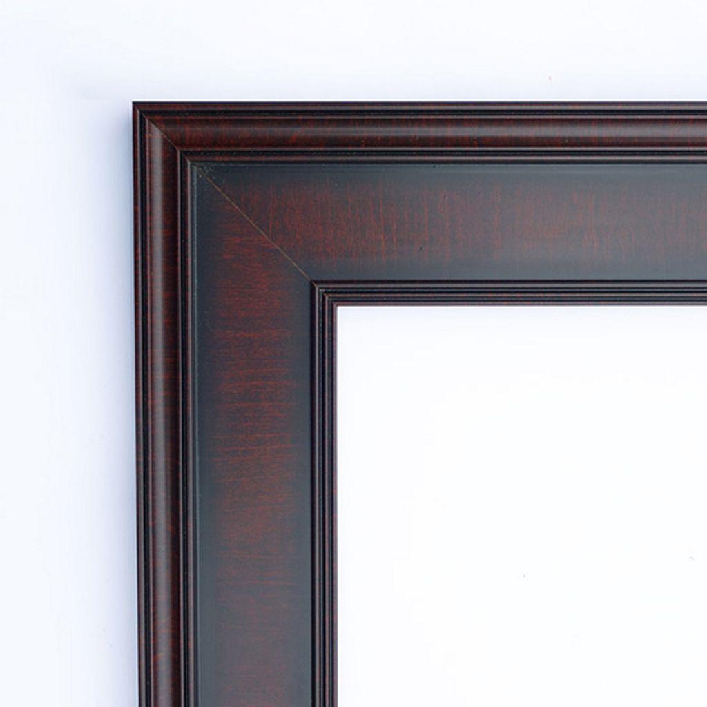 Amanti Art Wood Framed Liquid Chalkboard Wall Decor
