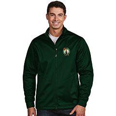 Men's Antigua Boston Celtics Golf Jacket
