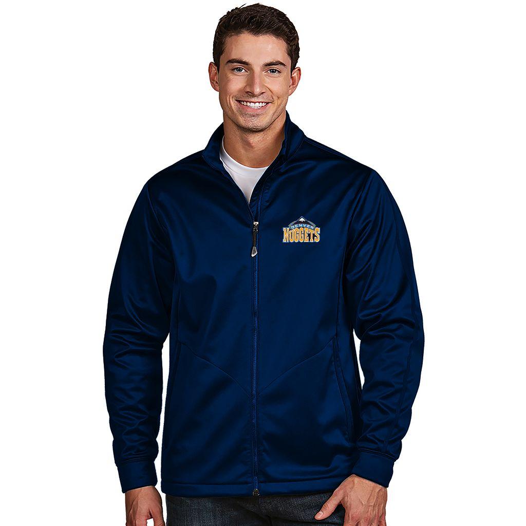 Men's Antigua Denver Nuggets Golf Jacket