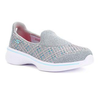 Skechers GOwalk 4 Kindle Girls' Sneakers