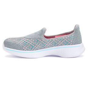 Skechers GOwalk 4 Kindle Girls' Sneakers