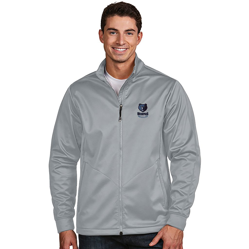 Men's Antigua Memphis Grizzlies Golf Jacket