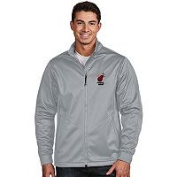 Men's Antigua Miami Heat Golf Jacket