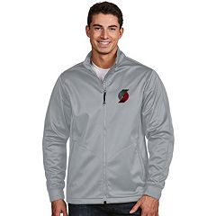 Men's Antigua Portland Trail Blazers Golf Jacket