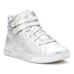 Skechers Sassy Kicks Girls' High Top Sneakers