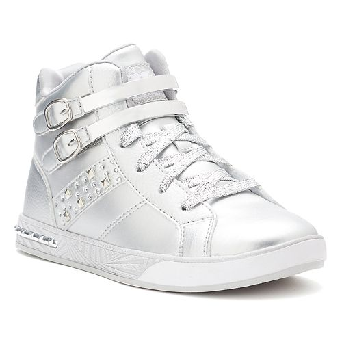 Skechers Sassy Kicks Girls' High Top Sneakers