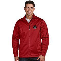 Men's Antigua Toronto Raptors Golf Jacket