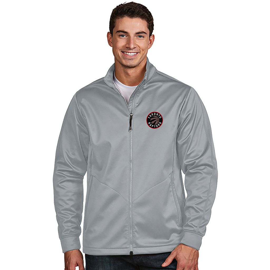 Men's Antigua Toronto Raptors Golf Jacket