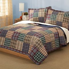 Bradley Quilt Set by