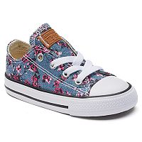Toddler Girls' Converse Chuck Taylor All Star Roses Sneakers