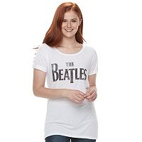 Juniors' The Beatles Graphic Tee