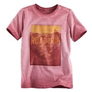 Boys 4-7x SONOMA Goods for Life™ Washed Tie-Dyed Graphic Tee