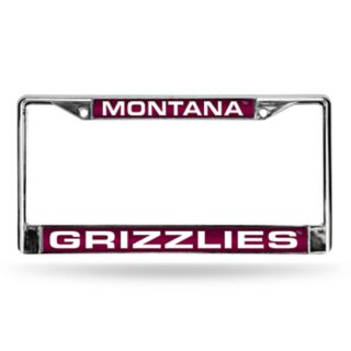 Montana Grizzlies License Plate Frame