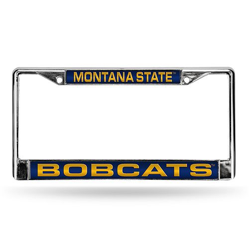 Montana State Bobcats License Plate Frame