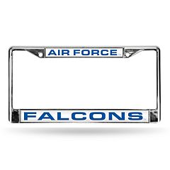 Air Force Falcons License Plate Frame