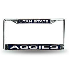 Utah State Aggies License Plate Frame