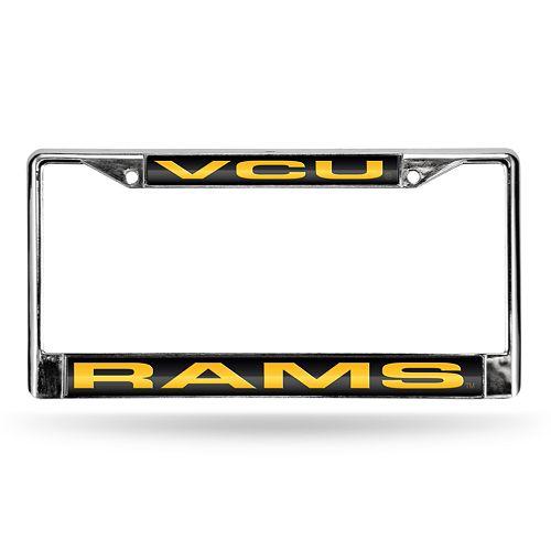 VCU Rams License Plate Frame
