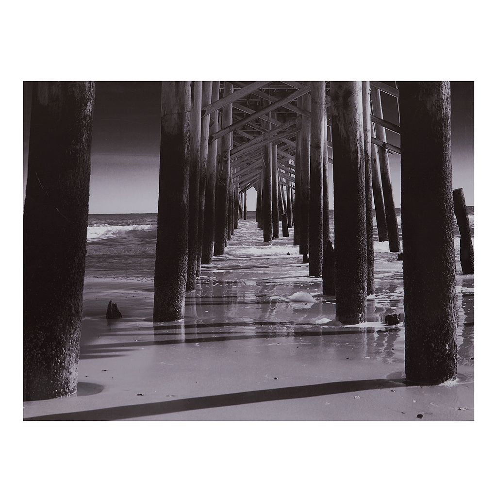 Madison Park On The Shore Canvas Wall Art