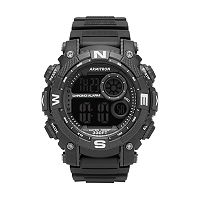 Armitron Unisex Digital Chronograph Sport Watch - 40/8284BLK