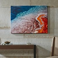 Madison Park Colorful Seaside Canvas Wall Art