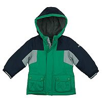 Toddler Boy OshKosh B'gosh® Colorblocked Heavyweight Reflective Jacket