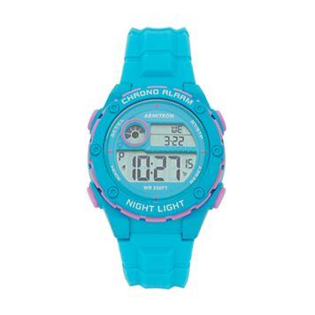Armitron Women's Digital Chronograph Sport Watch - 45/7084LBL