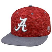 Youth Top of the World Alabama Crimson Tide Energy Snapback Cap