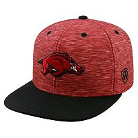 Adult Top of the World Arkansas Razorbacks Energy Snapback Cap