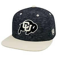 Adult Top of the World Colorado Buffaloes Energy Snapback Cap