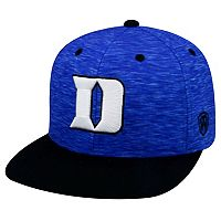 Adult Top of the World Duke Blue Devils Energy Snapback Cap