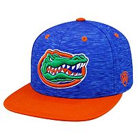 Youth Top of the World Florida Gators Energy Snapback Cap