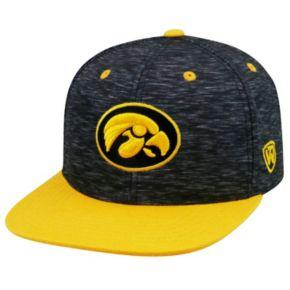 Youth Top of the World Iowa Hawkeyes Energy Snapback Cap
