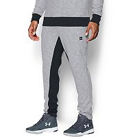 Men's Under Armour Baseline Fleece Tapered Pants