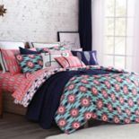 VCNY 2 pc Dreamcatcher Clairebella Comforter Set