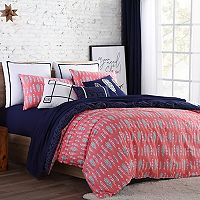 VCNY 2 pc Dreamcatcher Clairebella Duvet Cover Set