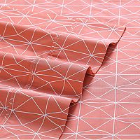VCNY 4-piece Geometric Clairebella Sheet Set