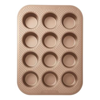 Food Network? Performance Series Textured Nonstick Muffin Pan