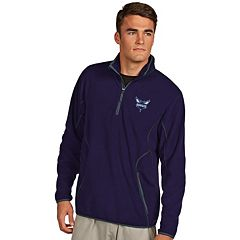 Men's Antigua Charlotte Hornets Ice Pullover