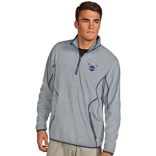 Men's Antigua Charlotte Hornets Ice Pullover