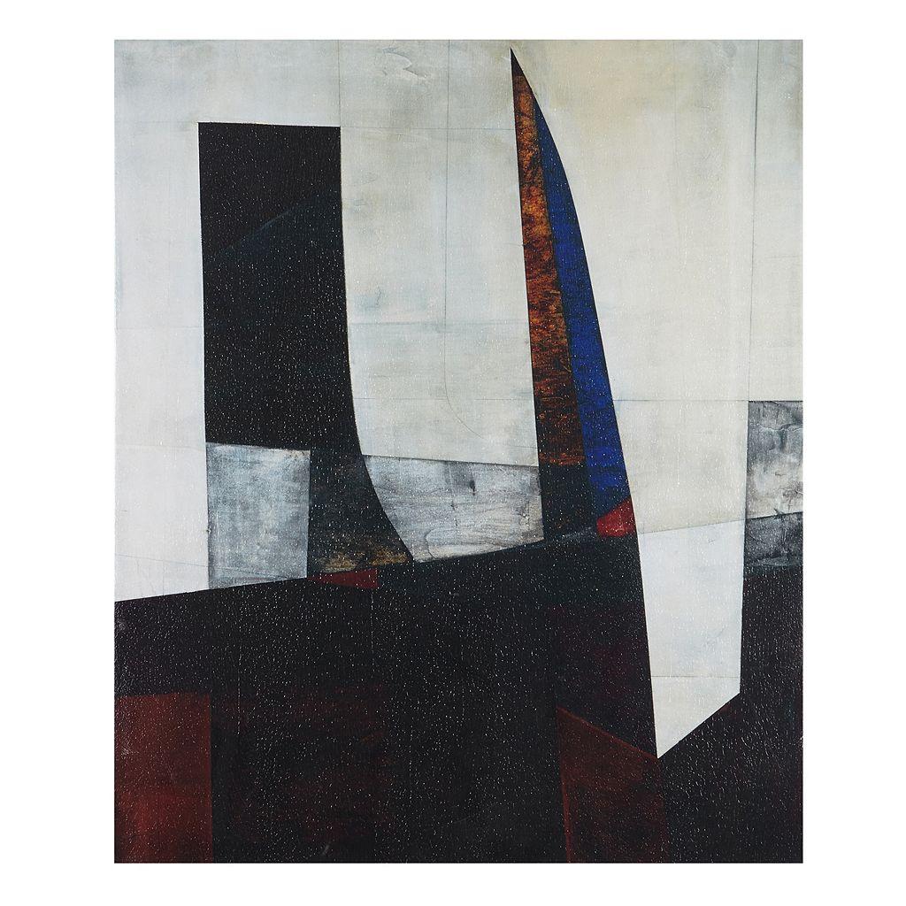 INK+IVY Shear II Canvas Wall Art