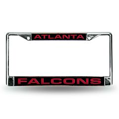 Atlanta Falcons License Plate Frame