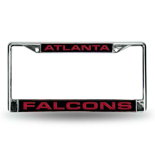 Atlanta Falcons License Plate Frame