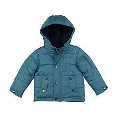 Boys 4-7 Carter's Heavyweight Bubble Jacket