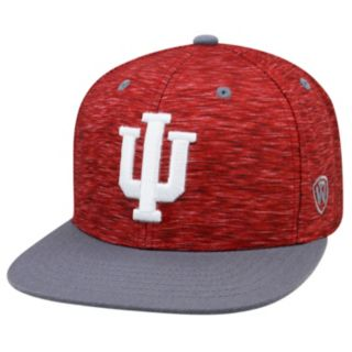Youth Top of the World Indiana Hoosiers Energy Snapback Cap