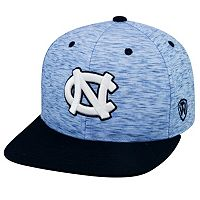 Youth Top of the World North Carolina Tar Heels Energy Snapback Cap