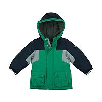 Boys 4-7 Carter's Heavyweight Colorblock Jacket